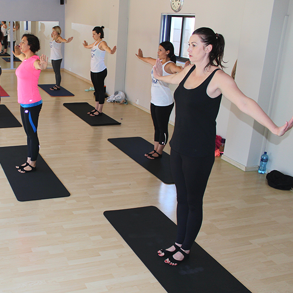 Pilates Group Classes - Pilates Tableview