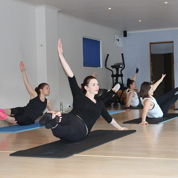Pilates Classes Table View - Group and Private - Mix & Match Offering