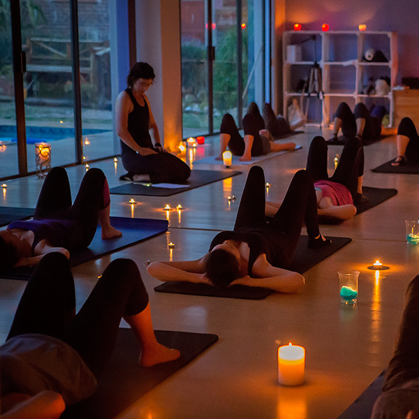 Best Move Pilates - Table View